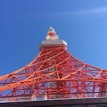 外国人に東京タワーを紹介してみる-第1部-